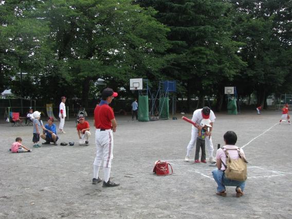☆親子野球イベントにご参加ありがとうございました☆